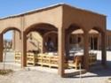 Camping - Auberge -Maison d'hôtes à Icht El Hisn Maroc_33