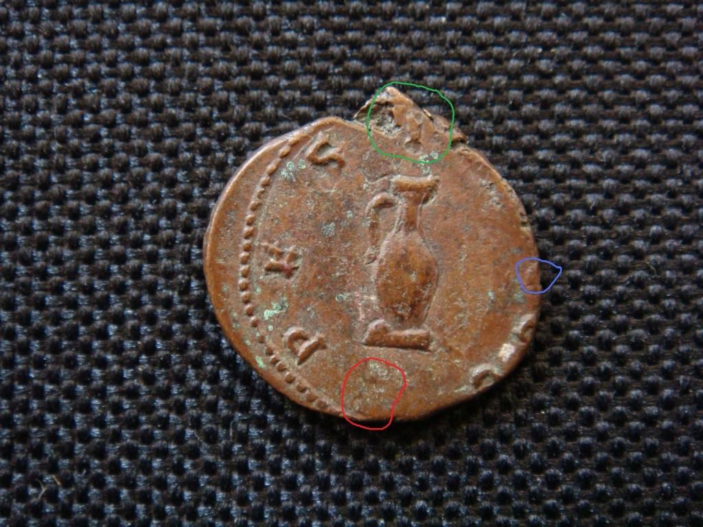 Enigmatique Antoninien de Tétricus Ier - Page 2 Revers23