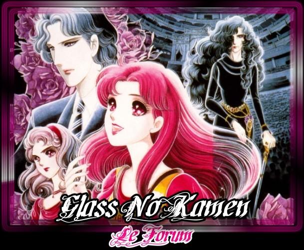 Glass no Kamen: Forum