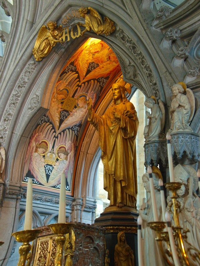 Cathédrale St Martin  Ypres P3077511