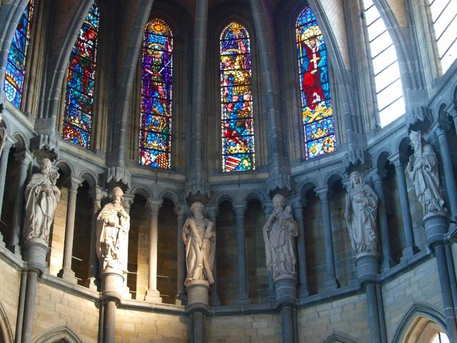 Cathédrale St Martin  Ypres P3077512