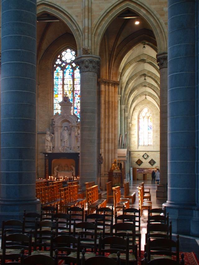 Cathédrale St Martin  Ypres P3077515