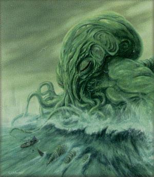 Lovecraft Cthulh10