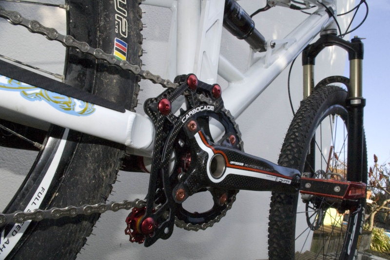 STAATS motocross bicycle Frame_11