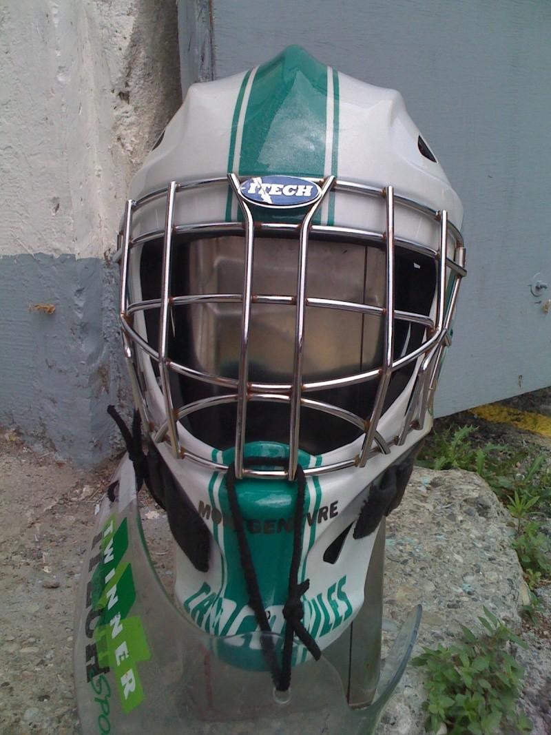 Casque de hockey a pierro Photo_48