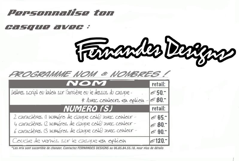 Fernandes designs - Portail Progra10