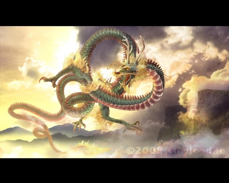 Dragons verts 71ff8010