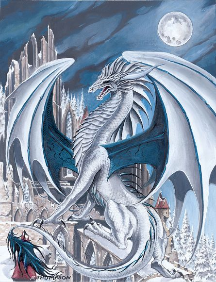 Dragons blancs Dragon20