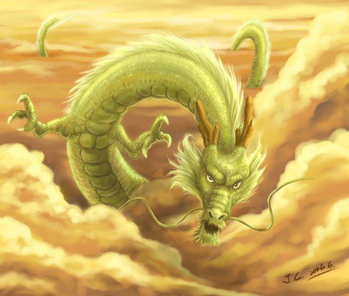 Dragons verts Dragon24