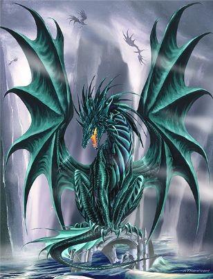 Dragons verts Dragon27