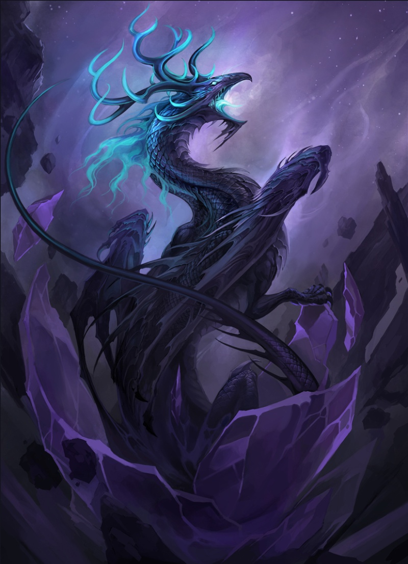 Dragons mauves Kirin_10