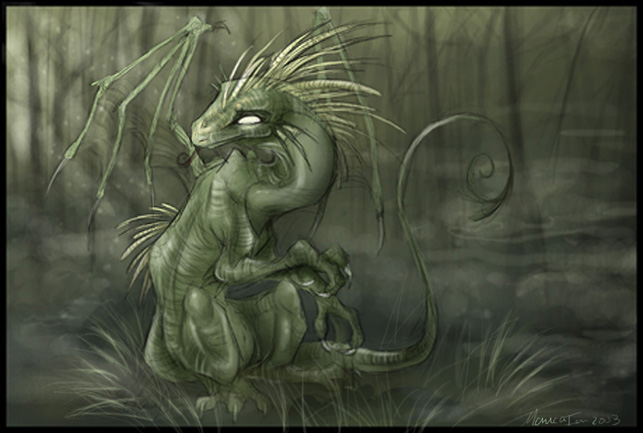Dragons verts Swamp_10