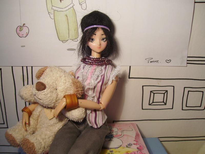 [Dollfie +] Kyoko la rouquine & sa nouvelle copine ! Imgp0310