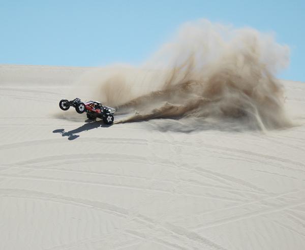 Projet Sand - Baja 5B SS Carbone Dumont10