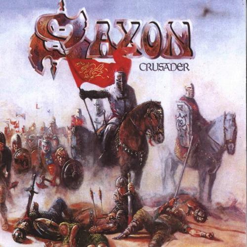 SAXON Crusader (1984) 00000024