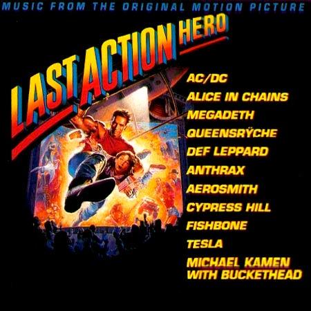 Bande originale du film LAST ACTION HERO (1993) 00000038