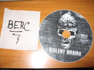 SLAYER Violent Brain (2010) Bootleg 00000051