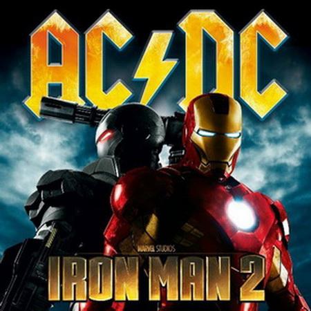 Bande originale du film IRON MAN 2 AC/DC (2010) 00_hys10