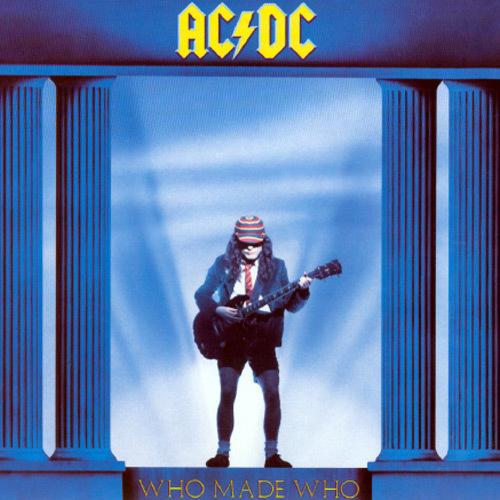 Bande originale du film MAXIMUM OVERDRIVE AC/DC (1986) 0e854211
