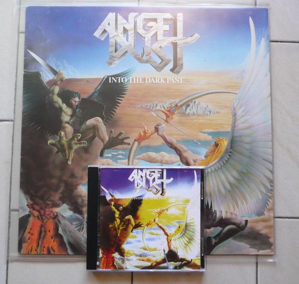 ANGEL DUST Into The Dark Past (1986) 111