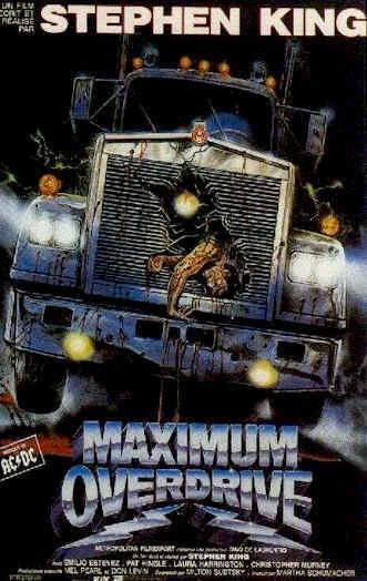 Bande originale du film MAXIMUM OVERDRIVE AC/DC (1986) 1eybl11