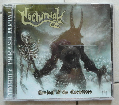 NOCTURNAL Arrival Of The Carnivore (2004) 210