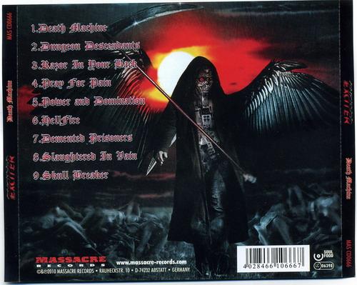 EXCITER Death Machine (2010) 219