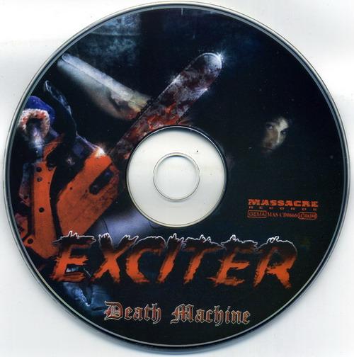 EXCITER Death Machine (2010) 320