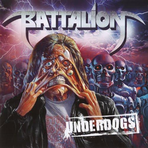 BATTALION Underdogs (2010) Battal10