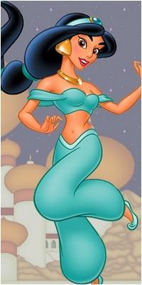 Princesses Disney Jasmin10