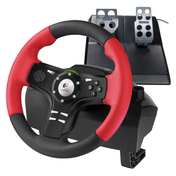 A new Level of Racing games Logite10