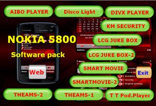 NOKIA 5800 Solution Software Workstation Exe 580010