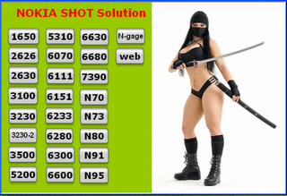 Nokia all Shorted Solution Pack Short11