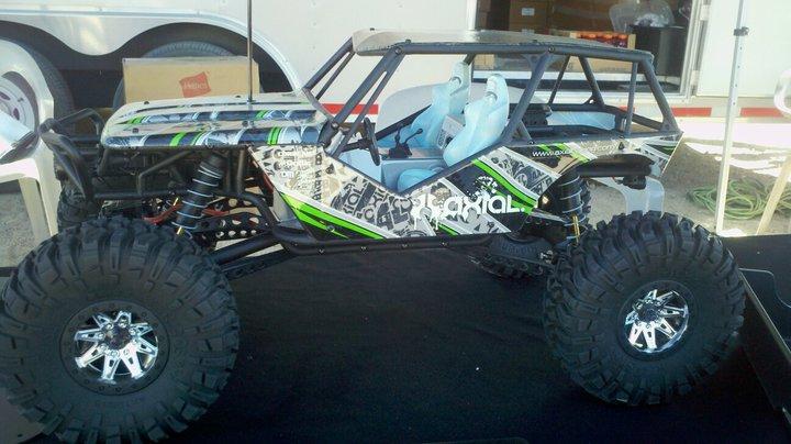New Crawler Axial Wraith 18267810