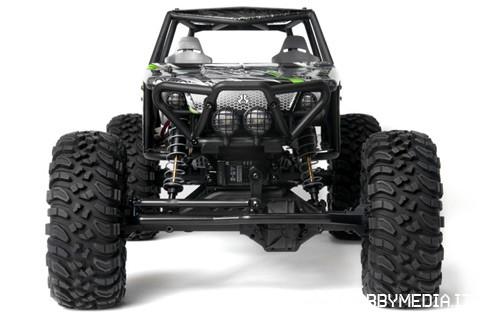 New Crawler Axial Wraith Axial-15