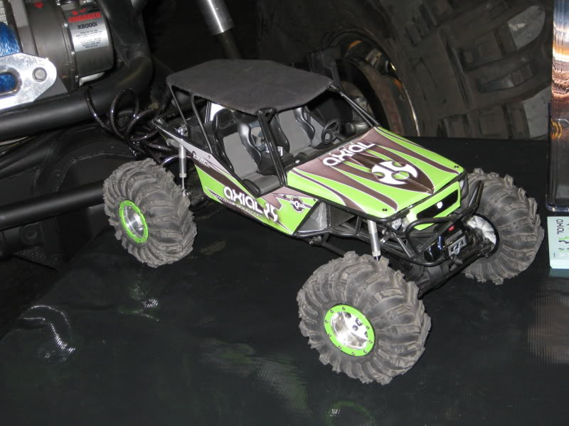 New Crawler Axial Wraith Img_0211
