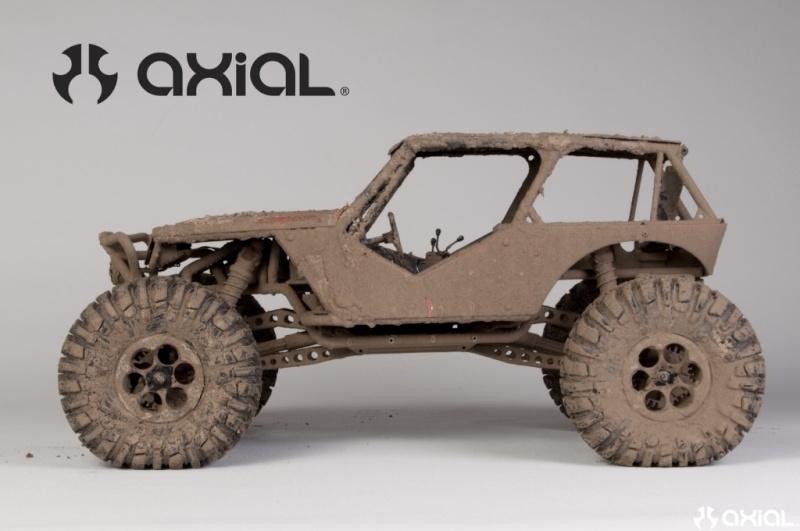 New Crawler Axial Wraith Projec10