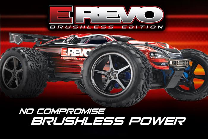 [New] E-Revo Brushless by Traxxas Image_11