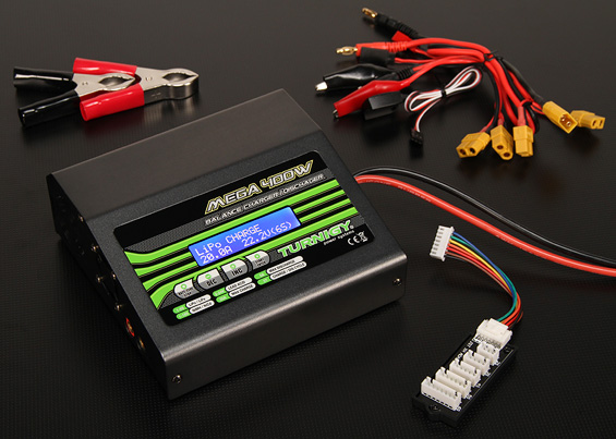 [NEW] Chargeur Turnigy MEGA 400W 20.0A Mega4010