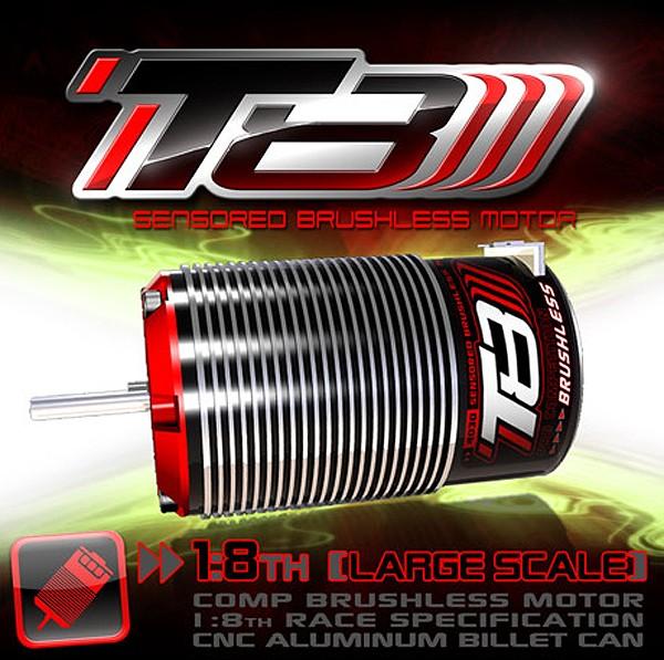 >> New Moteur Brushless T8 1/8 par Tekin T8_log10