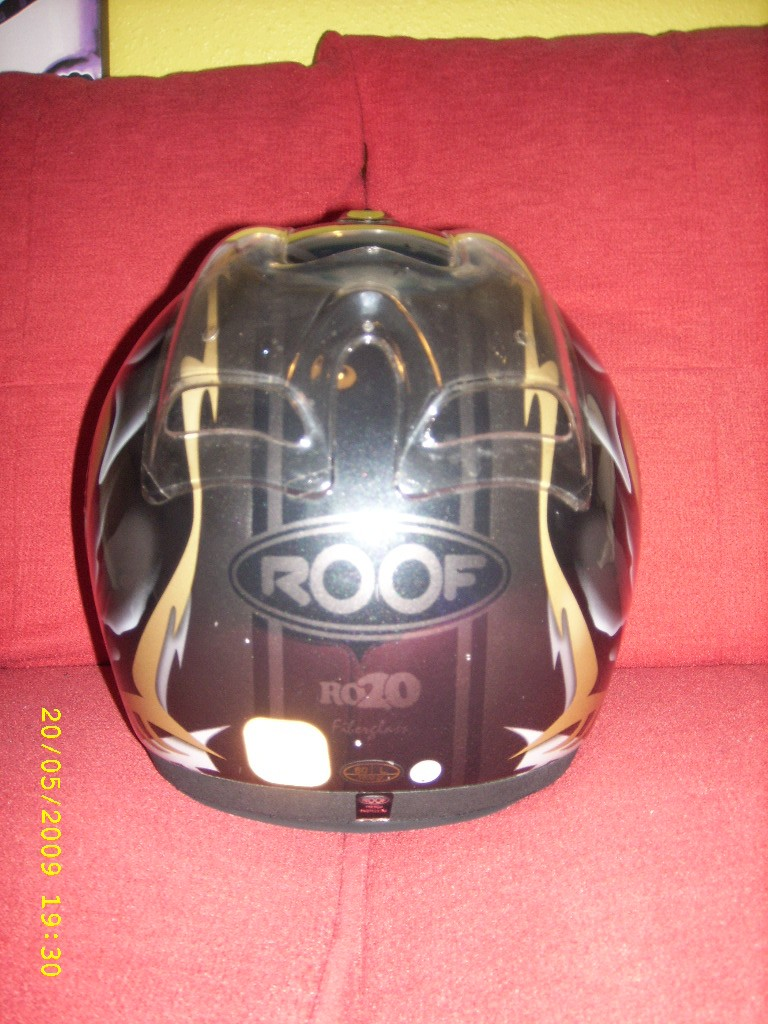 Roof Helmet for sale Spa50920