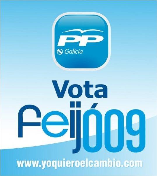 El 1-M Vota Feijoo11