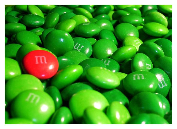 Magija zelene Zeleno34
