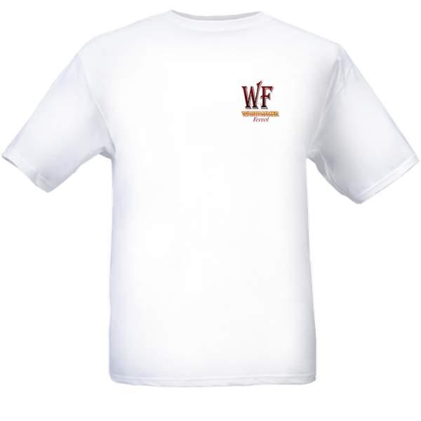 Camiseta Blanca WF                            Disponibles: 0 Camise10