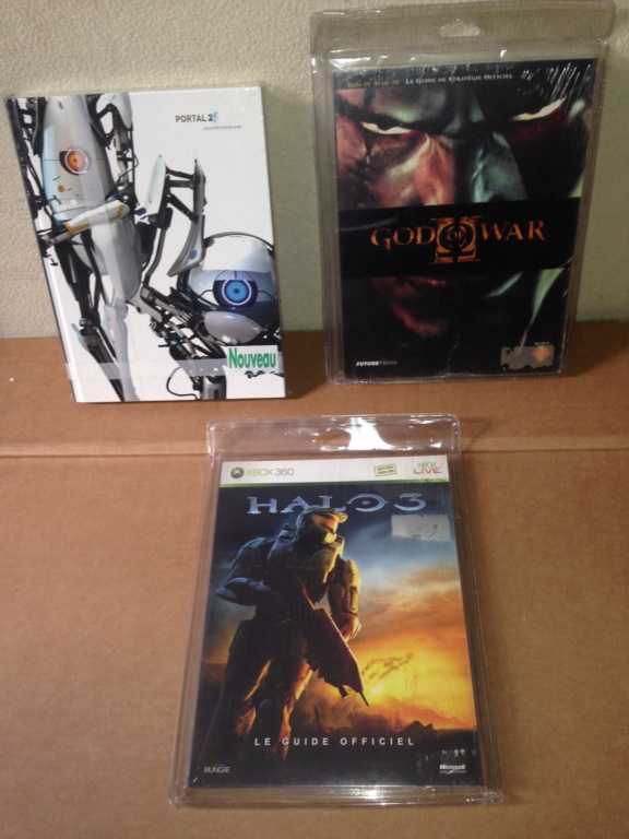 (VENDS) : Lot 20 blu-ray + lot 84 DVD + divers Guides10