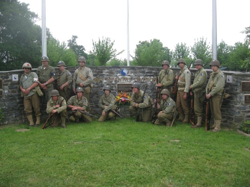 L'Association Crèvecoeur: La 29éme Division d'Infantrie U.S. de 1942-1945 Img_0912