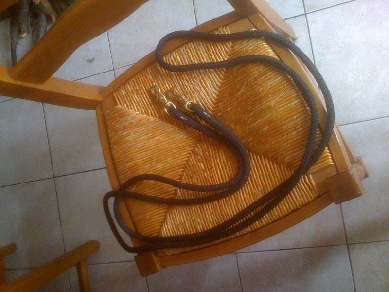 Vends rênes éthologiques en corde 3m VENDUES Img_0110