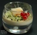 verrines foie gras et saint Jacques Verrin10