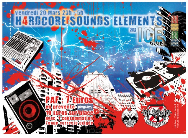 "PSKT ""H4RDCORE SOUNDS ELEMENTS"" au ICE CLUB (34) Fly_fi11"