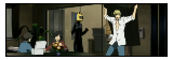 Appartement de Shinra et Celty